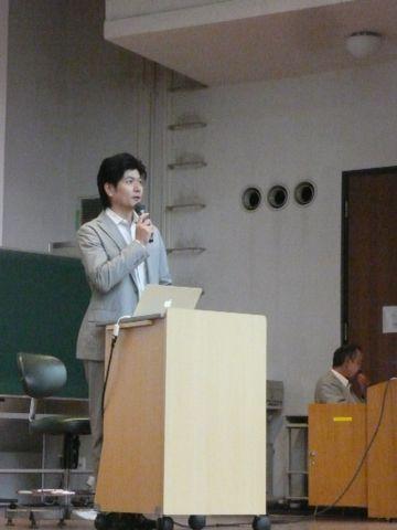 素晴らしかった一日  早稲田大学にて[追記あり]_a0050728_22593321.jpg
