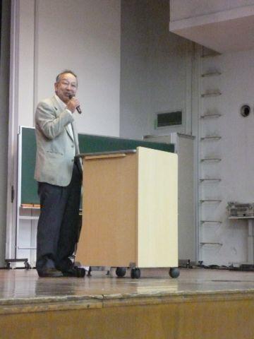 素晴らしかった一日  早稲田大学にて[追記あり]_a0050728_22593493.jpg