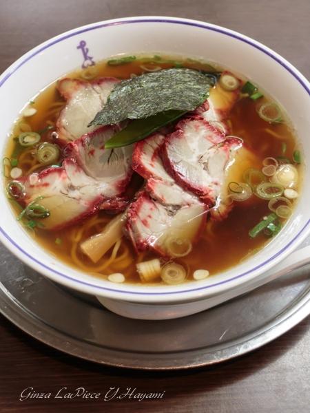 料理の風景 チャーシュー麵_b0133053_23505682.jpg