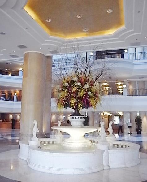 今回のホテルは「グランドハイアット台北」@台湾2014春Part.13_b0051666_191521.jpg