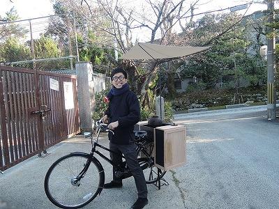 自転車創業屋台_f0138874_1403844.jpg