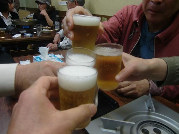 ◆ カメちゃんと大正はしご酒 _f0238779_1230236.jpg