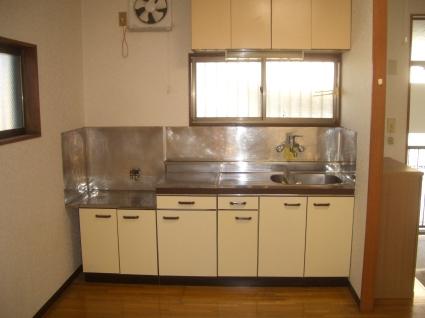 やっぱりキッチンパネルがいいね             西青木MKコーポ205号室_a0229594_18584340.jpg