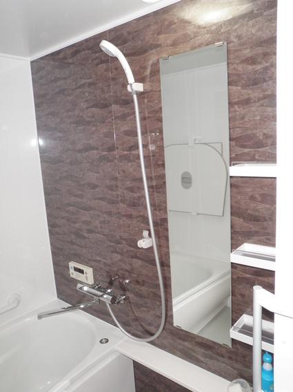 浴室・洗面リフォーム♪ (TOTO WF・オクターブ) 越谷Pマンション N様邸 ②_a0229594_19505699.jpg