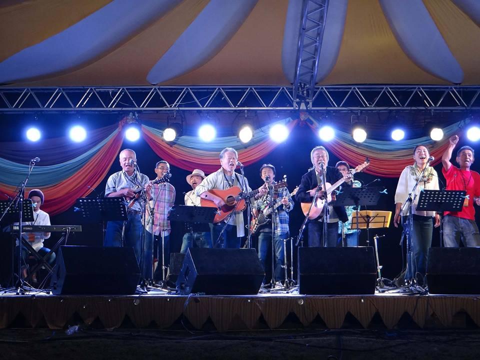 SUNSUN椛の湖コンサート2014。_f0337798_1358365.jpg