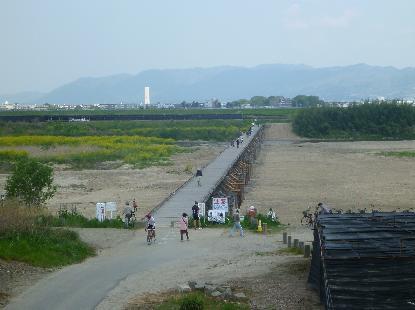 流れ橋を見にゆく_e0077899_1651587.jpg