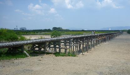 流れ橋を見にゆく_e0077899_16521226.jpg