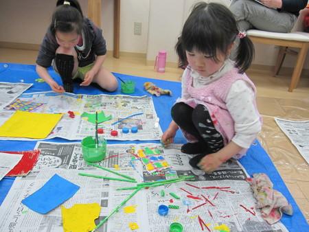 松井山手教室 ~いろんな素材を使って~_f0215199_19152189.jpg