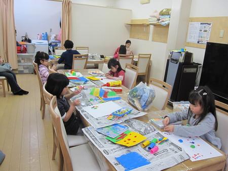 松井山手教室 ~いろんな素材を使って~_f0215199_19373734.jpg