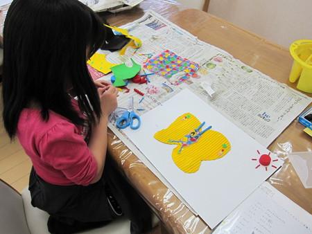 松井山手教室 ~いろんな素材を使って~_f0215199_19375832.jpg