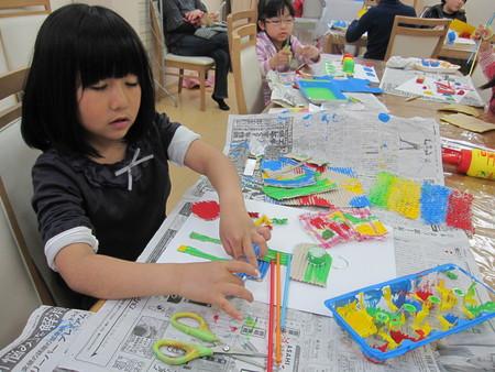 松井山手教室 ~いろんな素材を使って~_f0215199_19381283.jpg