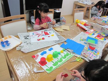 松井山手教室 ~いろんな素材を使って~_f0215199_1938297.jpg