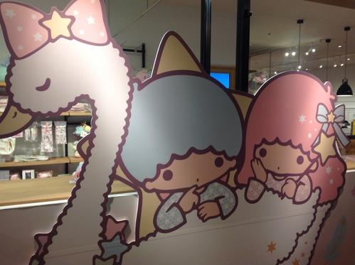 キキララカフェに行って来ました♪_e0057018_751913.jpg