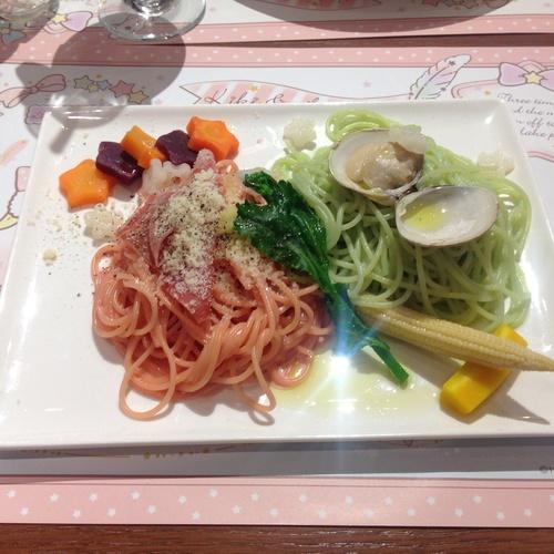 キキララカフェに行って来ました♪_e0057018_791035.jpg