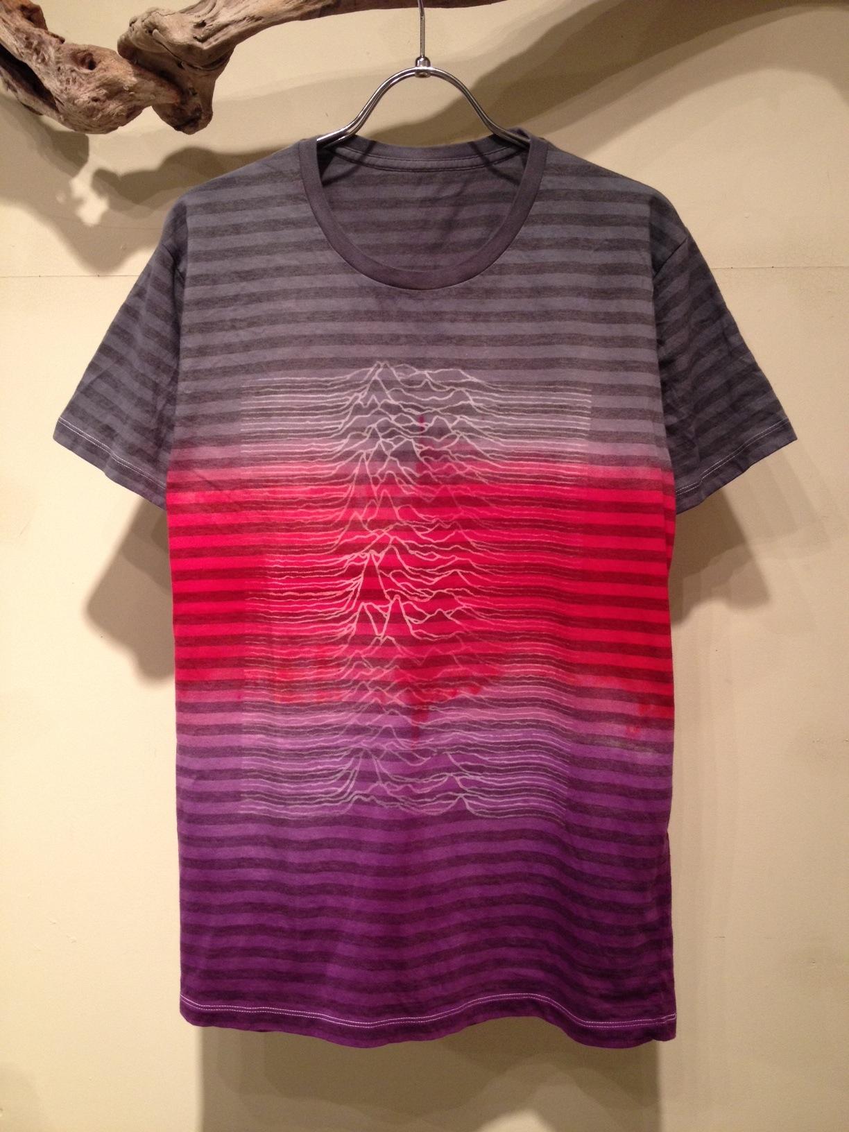 gradation-color dye Border S/S Tee(Fac-10)_f0126931_1795696.jpg