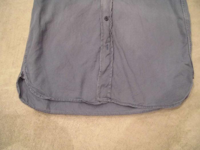 ヴィンテージ ショートスリーブマチ付き ワークシャツ_e0187362_11213570.jpg