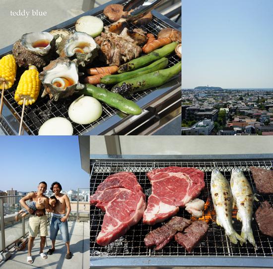 Early Summer BBQ Party!  初夏のバーベキュー!_e0253364_17172464.jpg