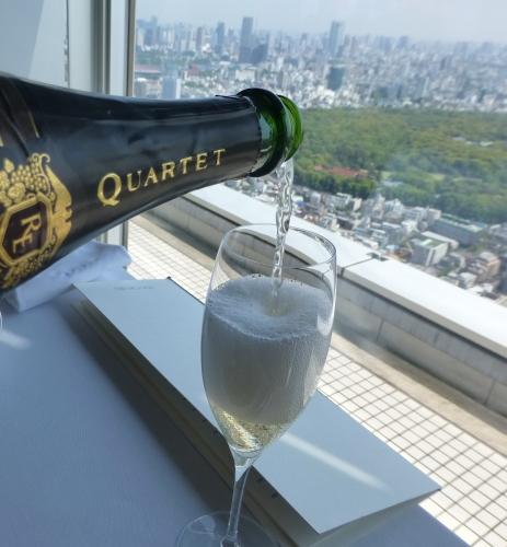ニューヨーク グリル&バー @PARK HYATT TOKYO_c0100865_08445126.jpg
