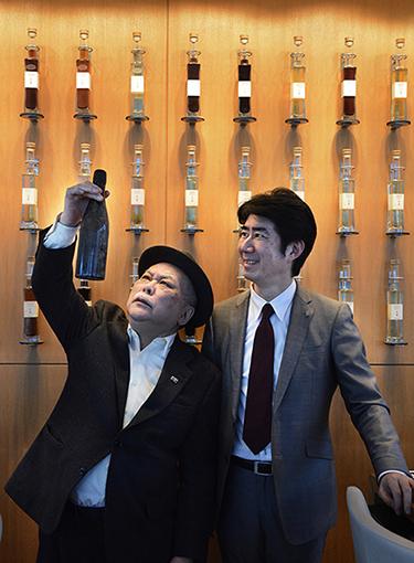 文藝春秋 嗜み22号 特集「ほろ酔いの効用」_f0143469_1565130.jpg