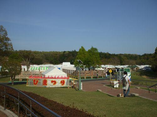 陶炎祭(ひまつり)会場設営風景・・・他_f0229883_17384921.jpg