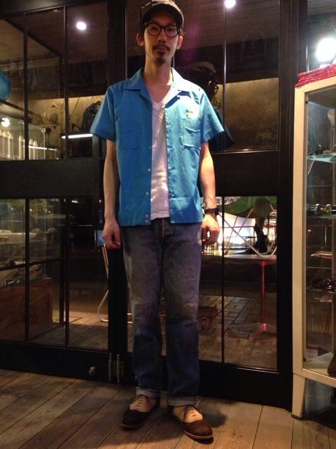 2014、私のゴールデンウィーク、こんなコーディネイトは如何!?(大阪アメ村店)_c0078587_22271769.jpg
