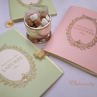 Ladureeでお茶~♪_f0238789_19492097.jpg