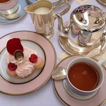 Ladureeでお茶~♪_f0238789_19502712.jpg
