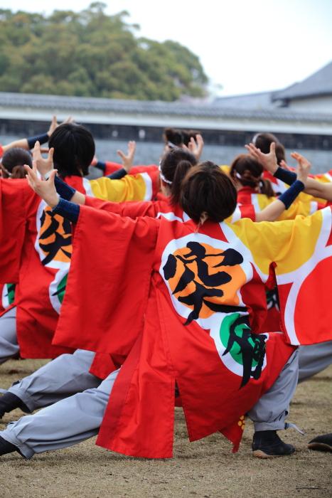 長崎大学「突風」 本番前の練習_e0135098_1059395.jpg