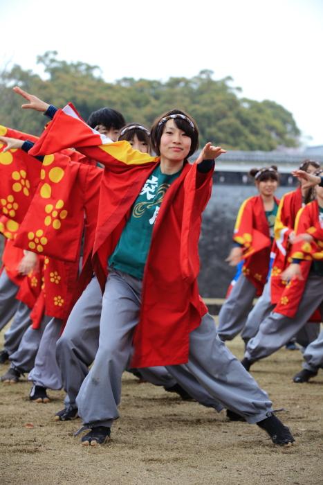 長崎大学「突風」 本番前の練習_e0135098_10594829.jpg
