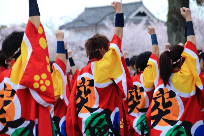 長崎大学「突風」 本番前の練習_e0135098_1101079.jpg