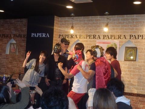 4/26(日)『 HAPPY! MANIA 2014~運命に負けるな~』_f0076907_15223947.jpg