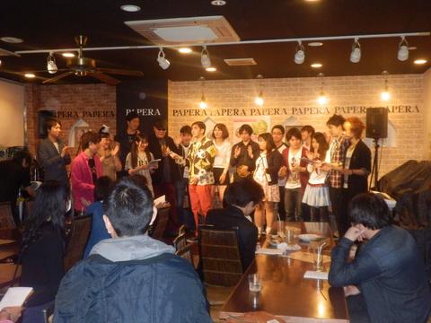 4/26(日)『 HAPPY! MANIA 2014~運命に負けるな~』_f0076907_15234620.jpg