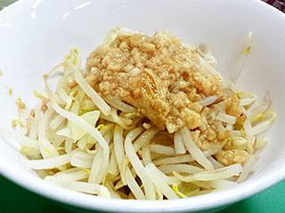 今を粋ろ 米子店@米子 ★☆ (つけ麺・ニンニクなし野菜チョイマシアブラ)_f0080612_19562567.jpg
