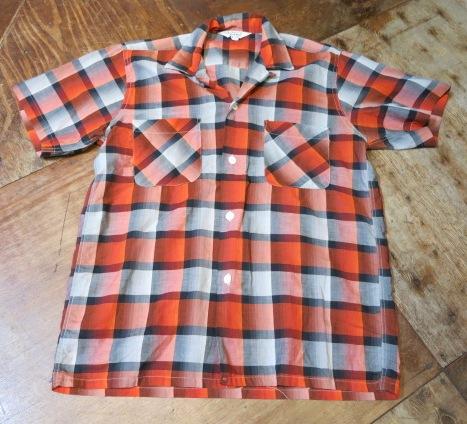 4/29(火)入荷商品!60'S PENNY'S オンブレーシャツ!_c0144020_19565899.jpg