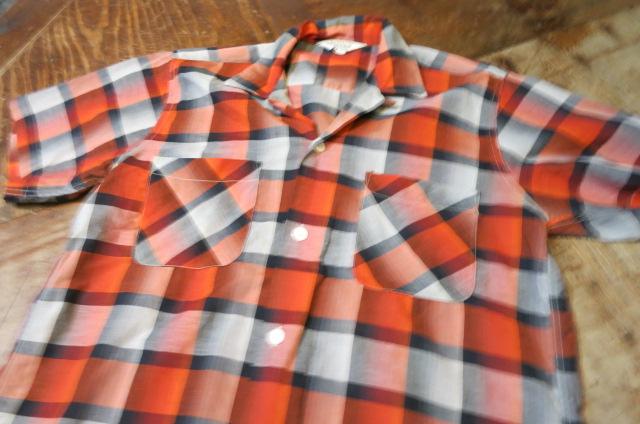 4/29(火)入荷商品!60'S PENNY'S オンブレーシャツ!_c0144020_1957014.jpg