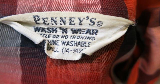 4/29(火)入荷商品!60'S PENNY'S オンブレーシャツ!_c0144020_1957199.jpg