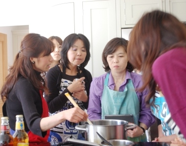 Yukari\'s Happy Kitchenレポ (4月 究極のフィッシュ&チップスを作ろう♪)レポ_d0104926_0593313.jpg