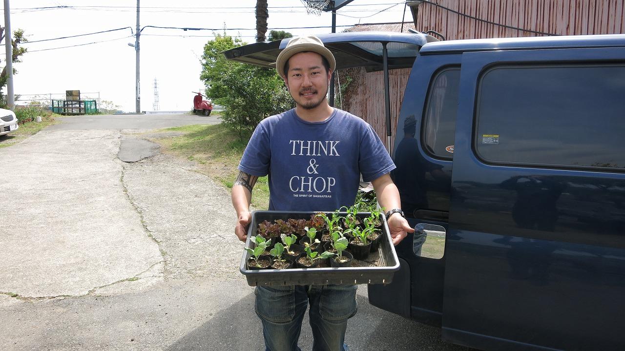 教え、教えられて、農園記念日_f0225627_1433272.jpg