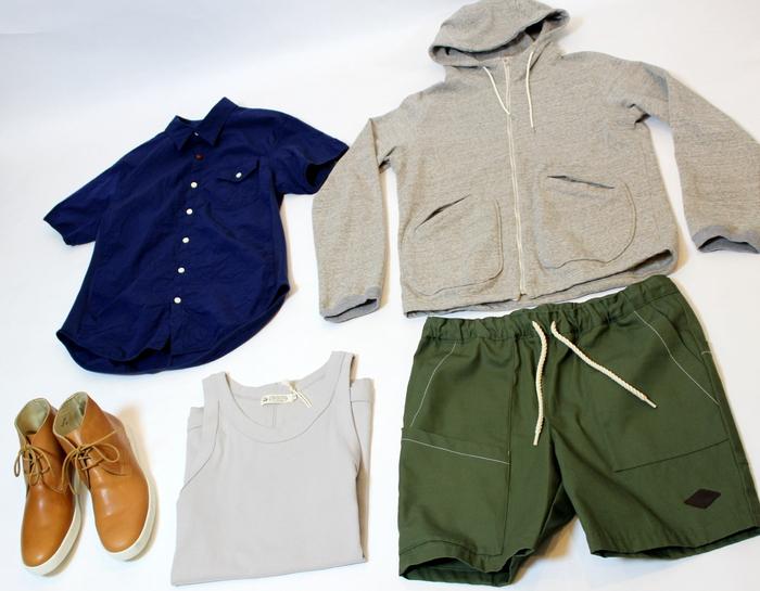 ◆Detail Pocket Shorts _e0142928_737494.jpg