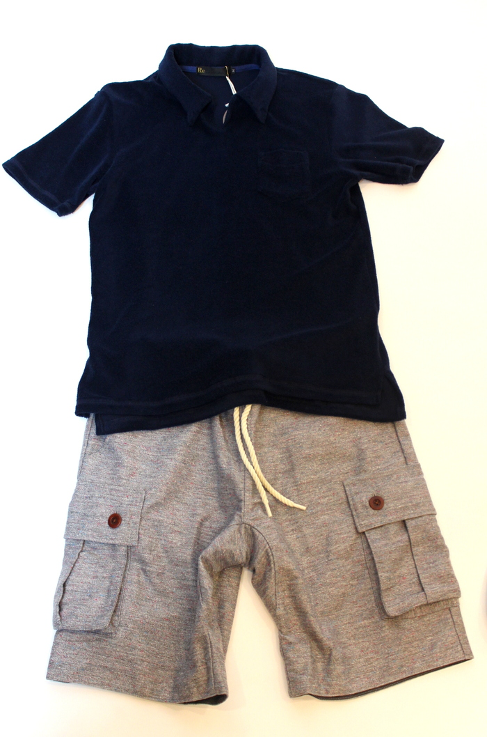 ◆Color Nep Cargo Shorts _e0142928_752391.jpg