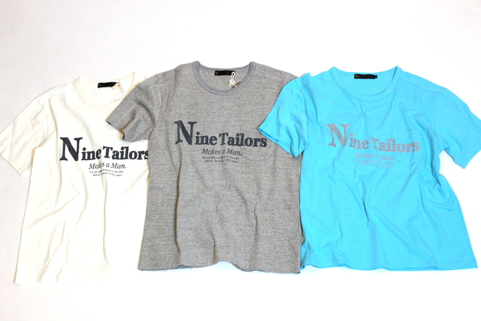 Nine Tailors Logo T-shirt _e0142928_76159.jpg