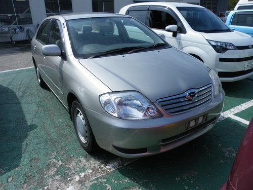 買取 H16年式 カローラ マニュアル車_b0237229_1413111.jpg