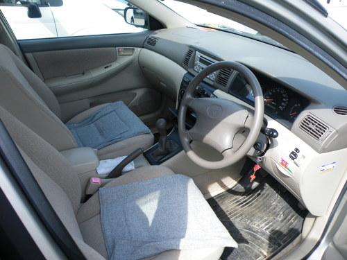 買取 H16年式 カローラ マニュアル車_b0237229_14132059.jpg