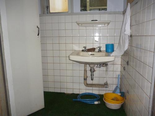 洗面器から小便器と手洗器にリフォーム_e0184941_15164354.jpg
