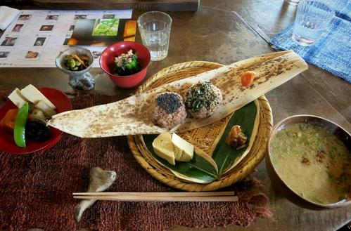 PANI『茶房パニ』でお花見ランチ♪ @上田_f0236260_1151820.jpg