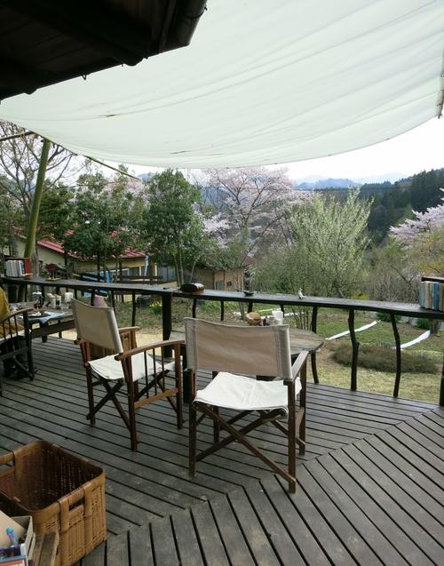PANI『茶房パニ』でお花見ランチ♪ @上田_f0236260_121977.jpg