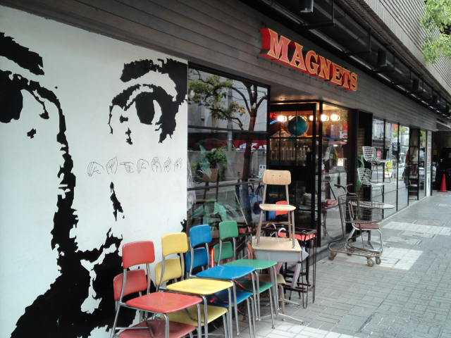 Welcome to MAGNETS!!(大阪アメ村店)_c0078587_223127.jpg