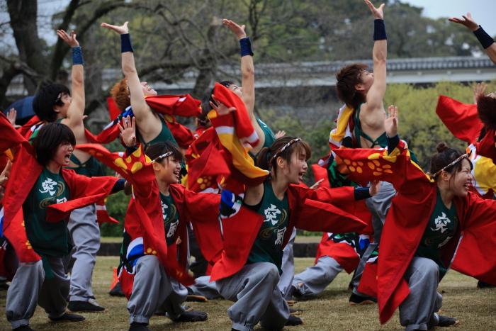 長崎大学「突風」 本番前の練習-2_e0135098_6425939.jpg