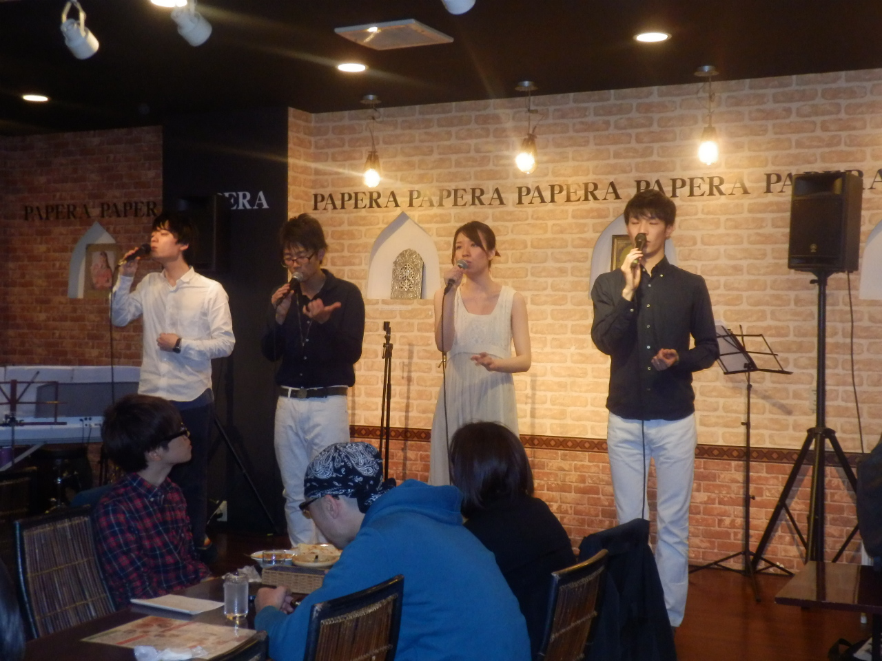 4/28(月)『Spring Concert』_f0076907_19475464.jpg