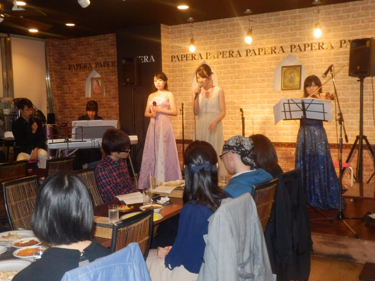 4/28(月)『Spring Concert』_f0076907_19484225.jpg